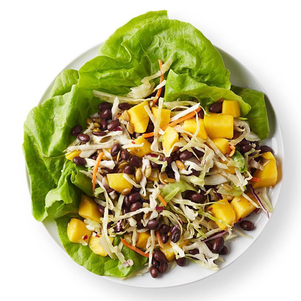 Black Bean & Mango Salad Sara Haas, R.D.N., L.D.N.