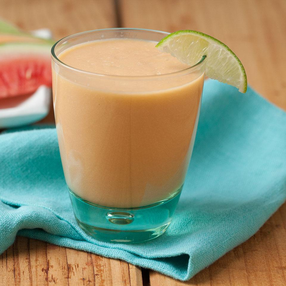 Triple Melon Smoothie EatingWell Test Kitchen