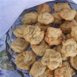 Cheese Puff Appetizers joise