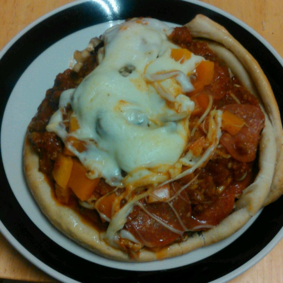 Upside-Down Pizza Pot Pie Henry Jordan