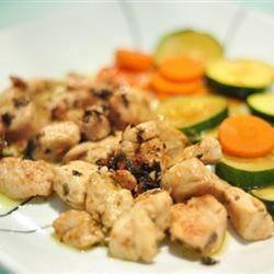 Chicken Scampi II elvinwong