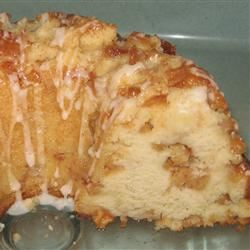 Jewish Apple Cake from Bubba's Recipe Box Jemama
