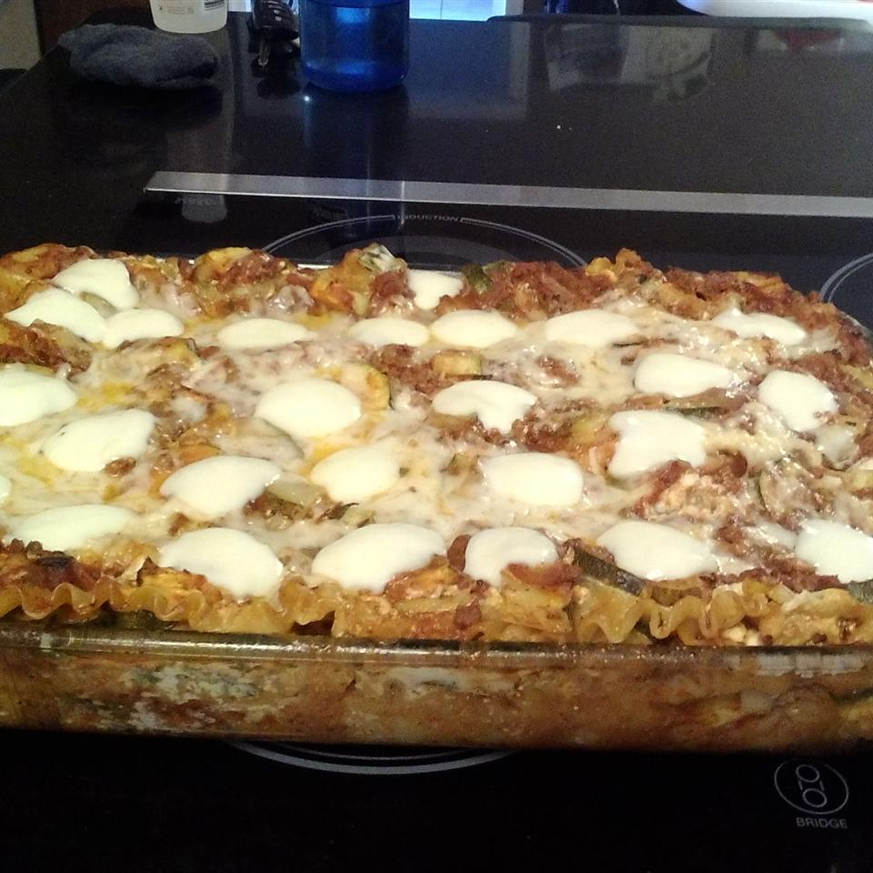 Lori's Spicy Chipotle Lasagna Lisa Civitillo Blok