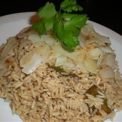 Jeera Fried Rice Moomal Abro