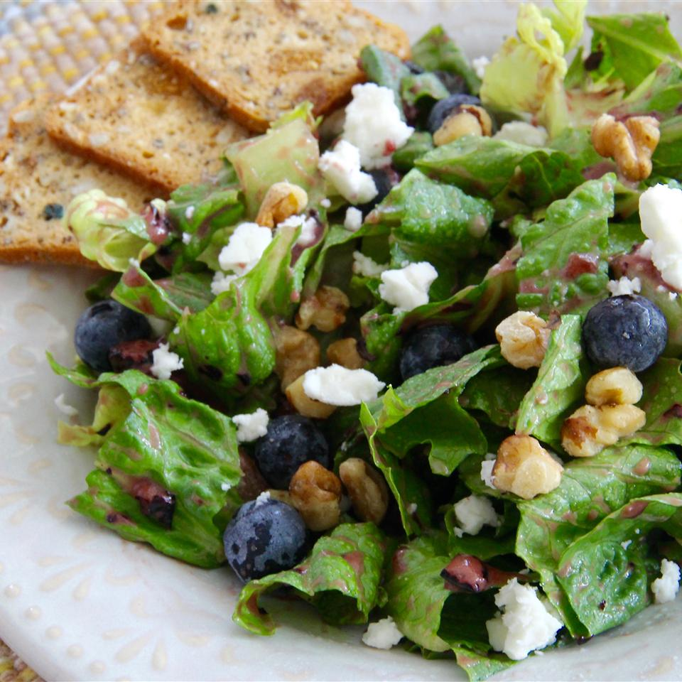 Blueberry Vinaigrette Dressing