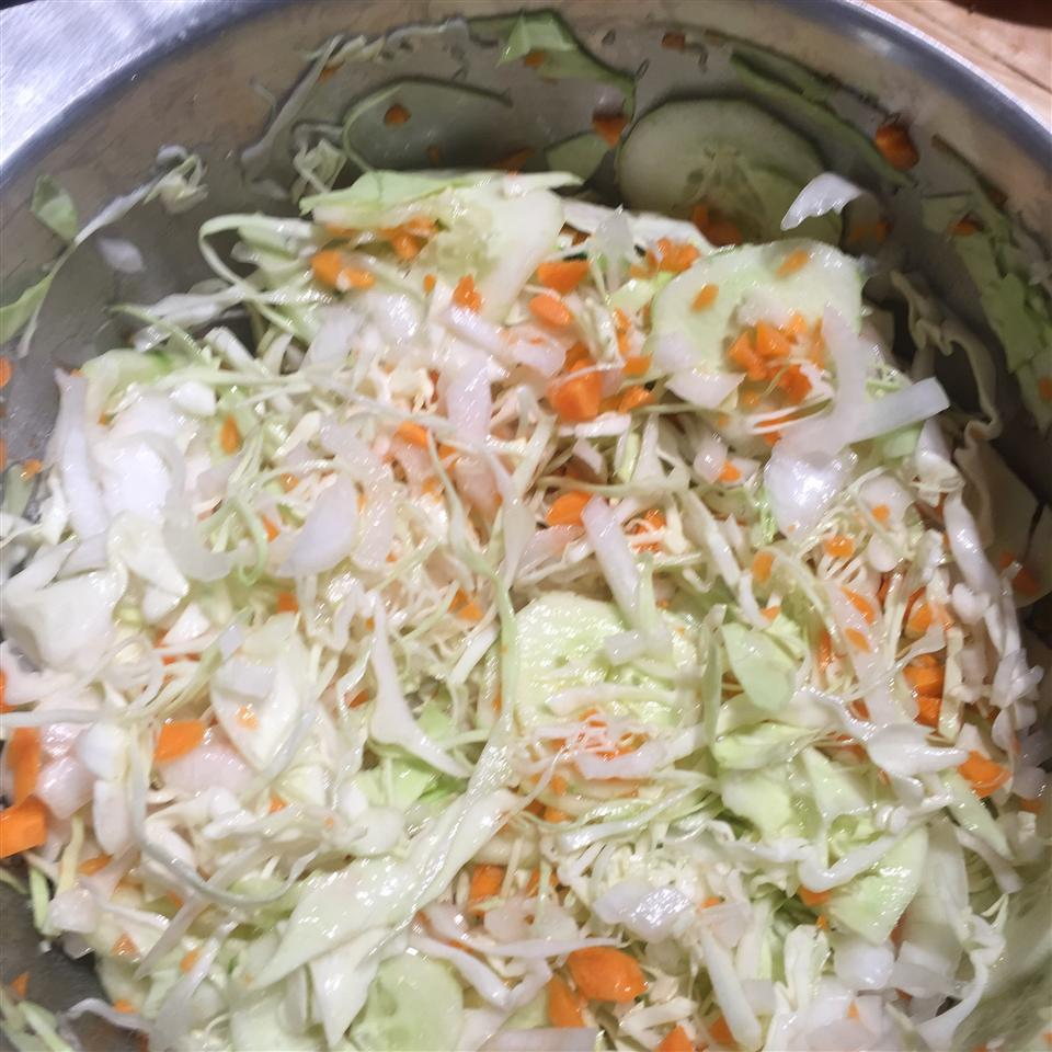 Claremont Salad Jim Hixenbaugh