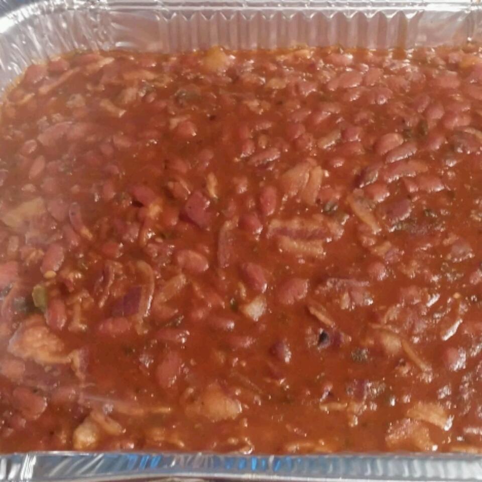 Texas-Style Baked Beans Thomas McCarthy