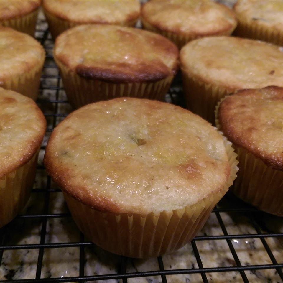 Lemon Zucchini Muffins Kimmy