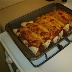 Beef Enchiladas I GeechieGurl843
