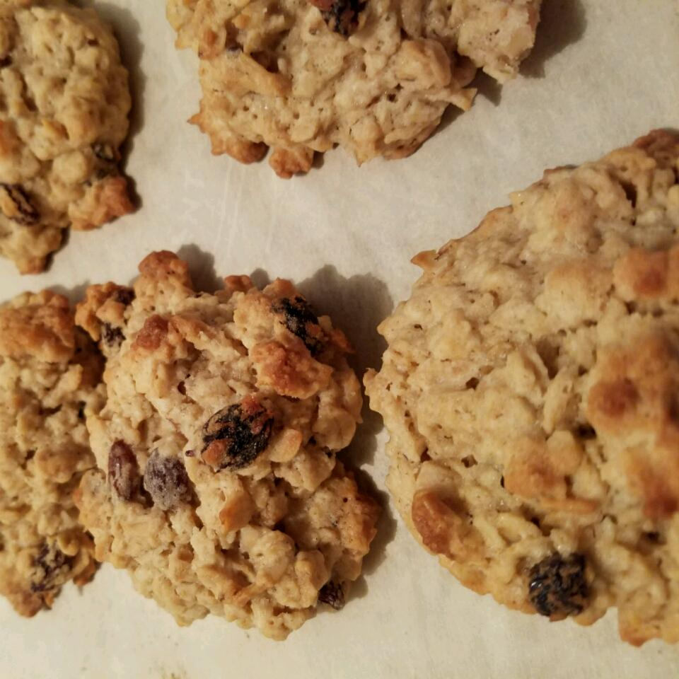 Henry and Maudie's Oatmeal Cookies Jim Wellborn