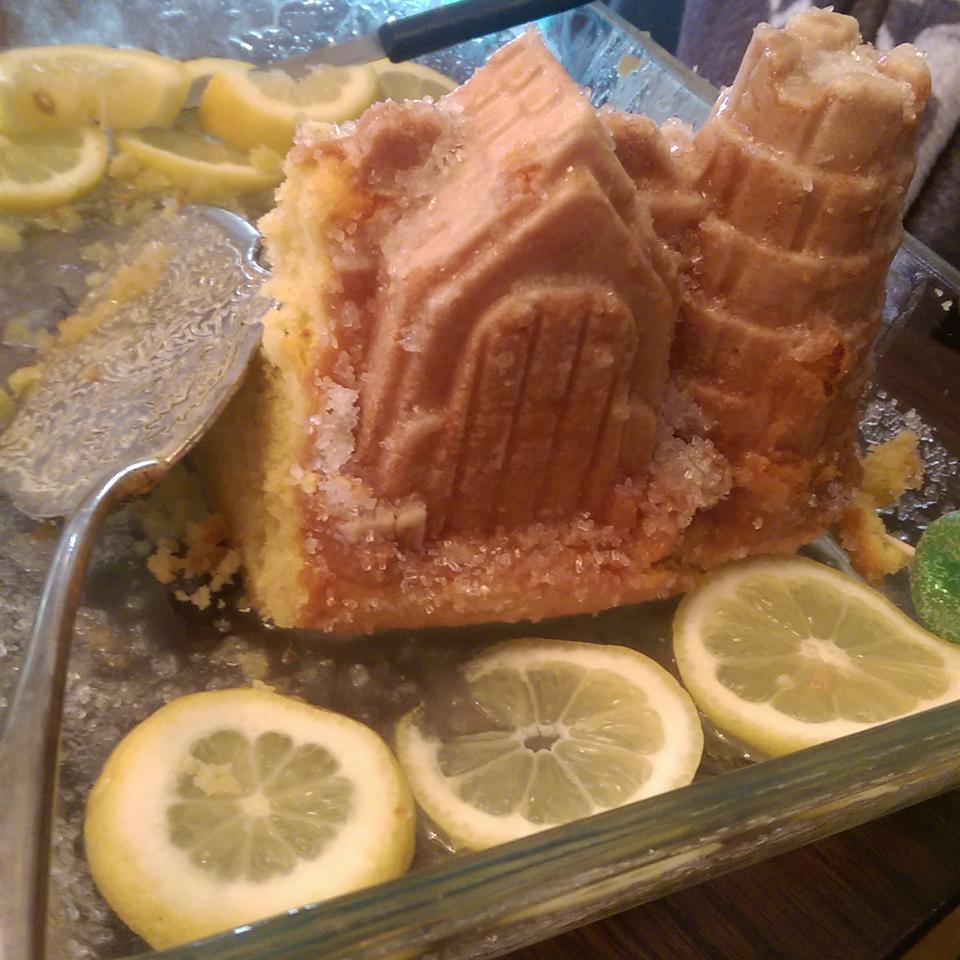 Ultimate Lemon Cake Nancy Adzentoivich