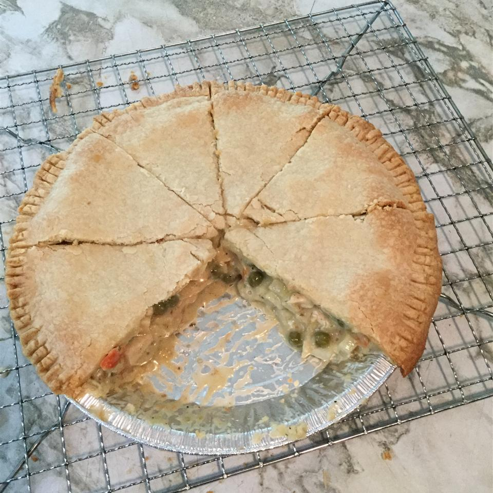 Easy Chicken Pot Pie Tressie Grant