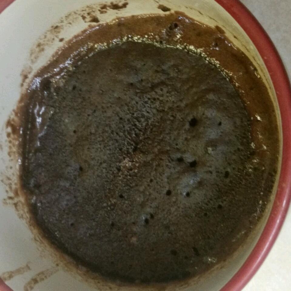 Easy Brownie In A Mug Liisa Mosher