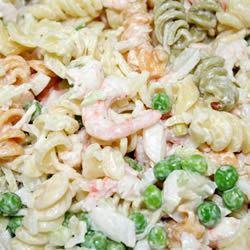 Seafood Pasta Salad Diane P.