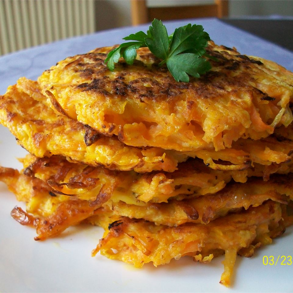 Carrot Patties