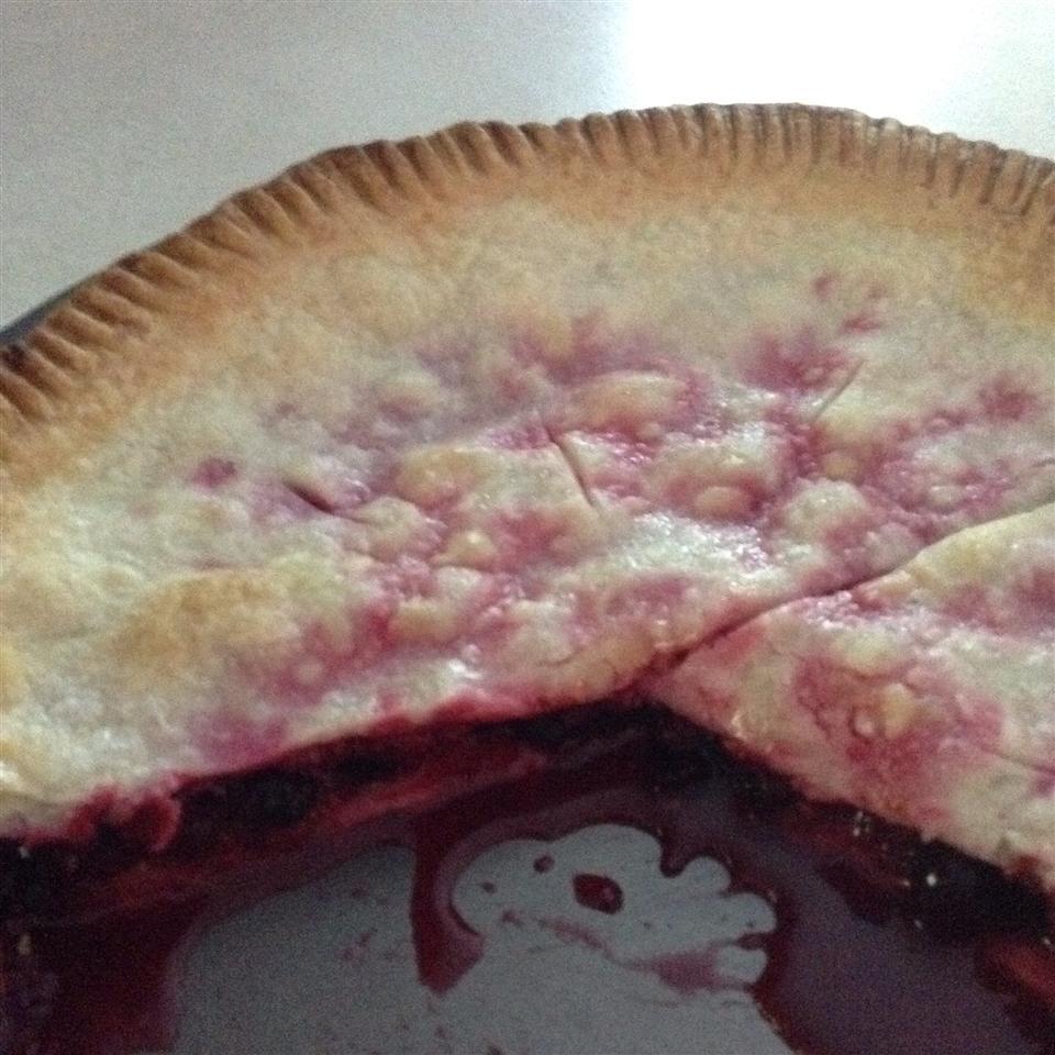 Blueberry Raspberry Pie Bjuwm@yahoo.com