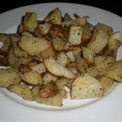 Laura's Lemon Roasted Potatoes