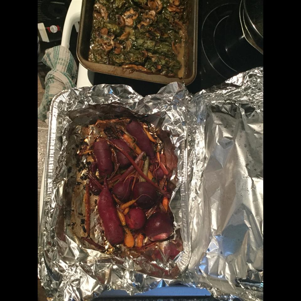Beets on the Grill joshua yanchycki