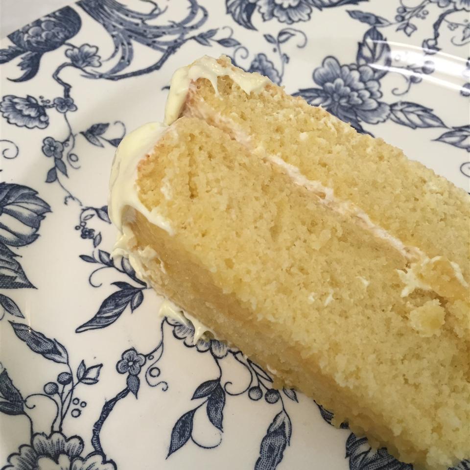 David's Yellow Cake