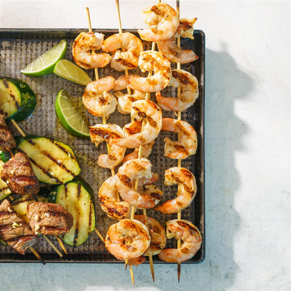 Grilled Tequila-Lime Shrimp Allrecipes Magazine