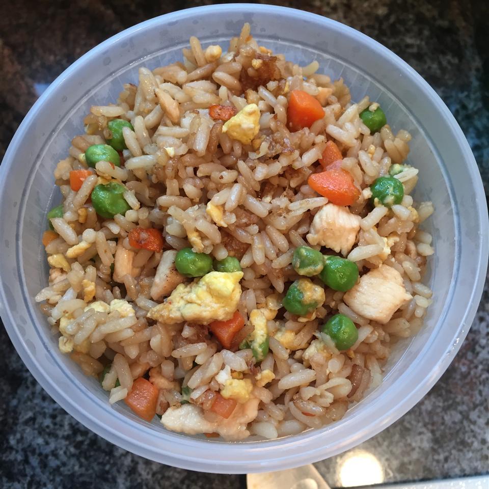 Fried Rice Restaurant Style jostrander