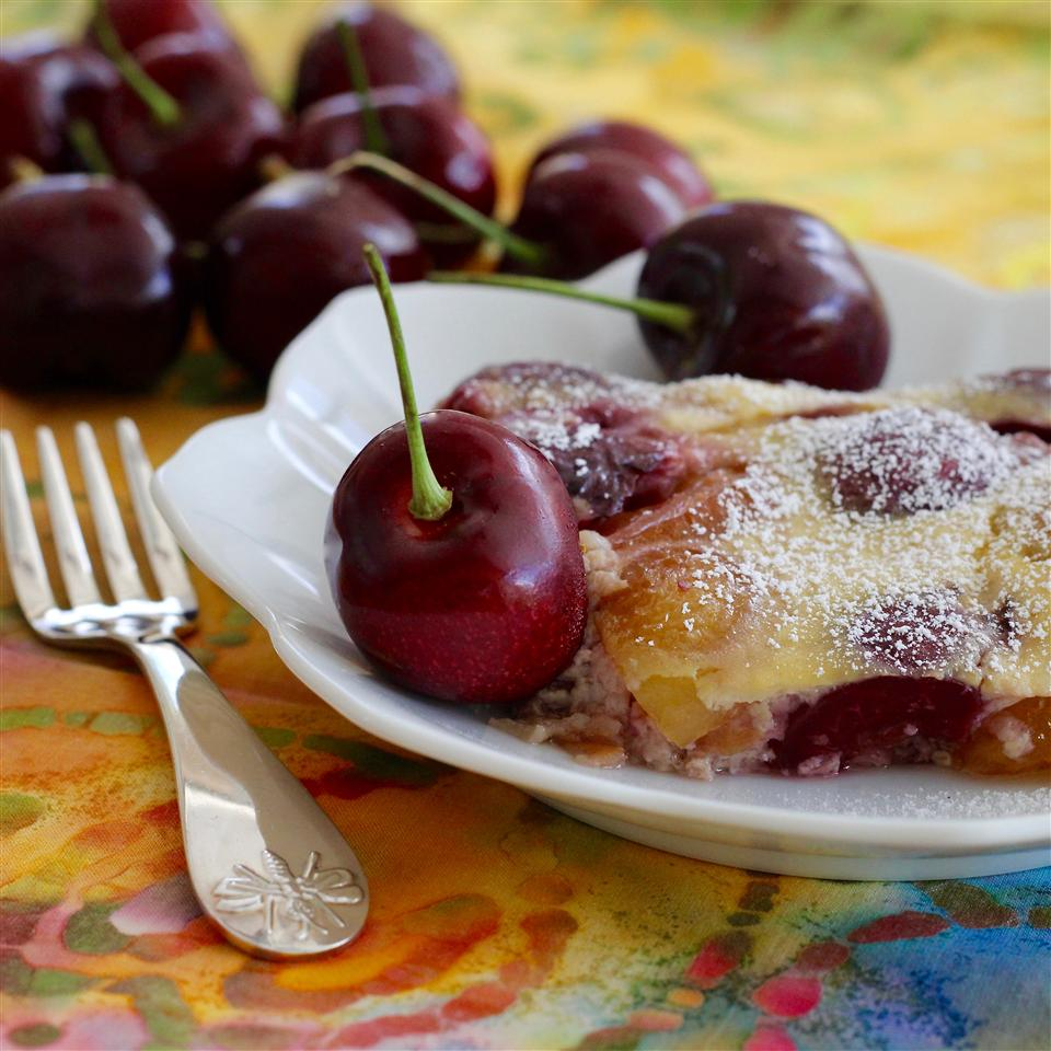 Chef John's Cherry Clafouti