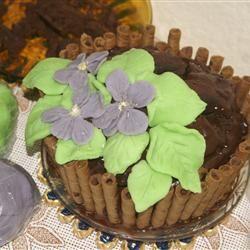 Chocolate Mayonnaise Cake I ioni_99