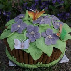 Chocolate Mayonnaise Cake I