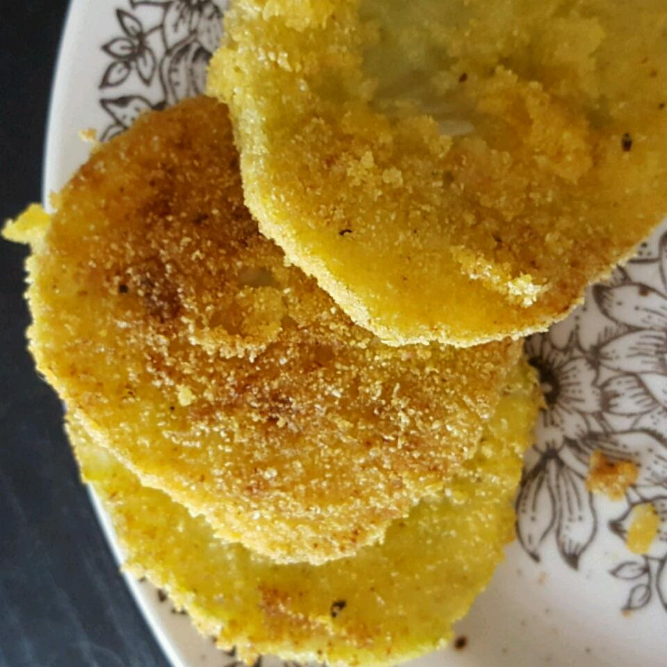 Fried Cucumbers chefbrit