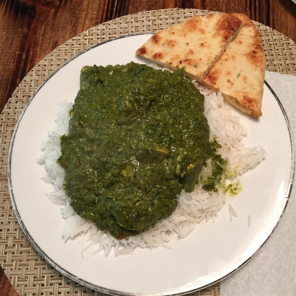 Chicken Saag daniel.comiskey