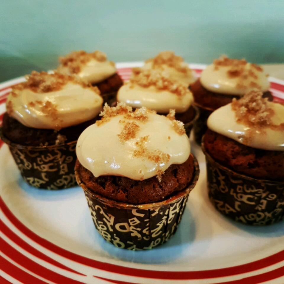 Mari's Banana Cupcakes