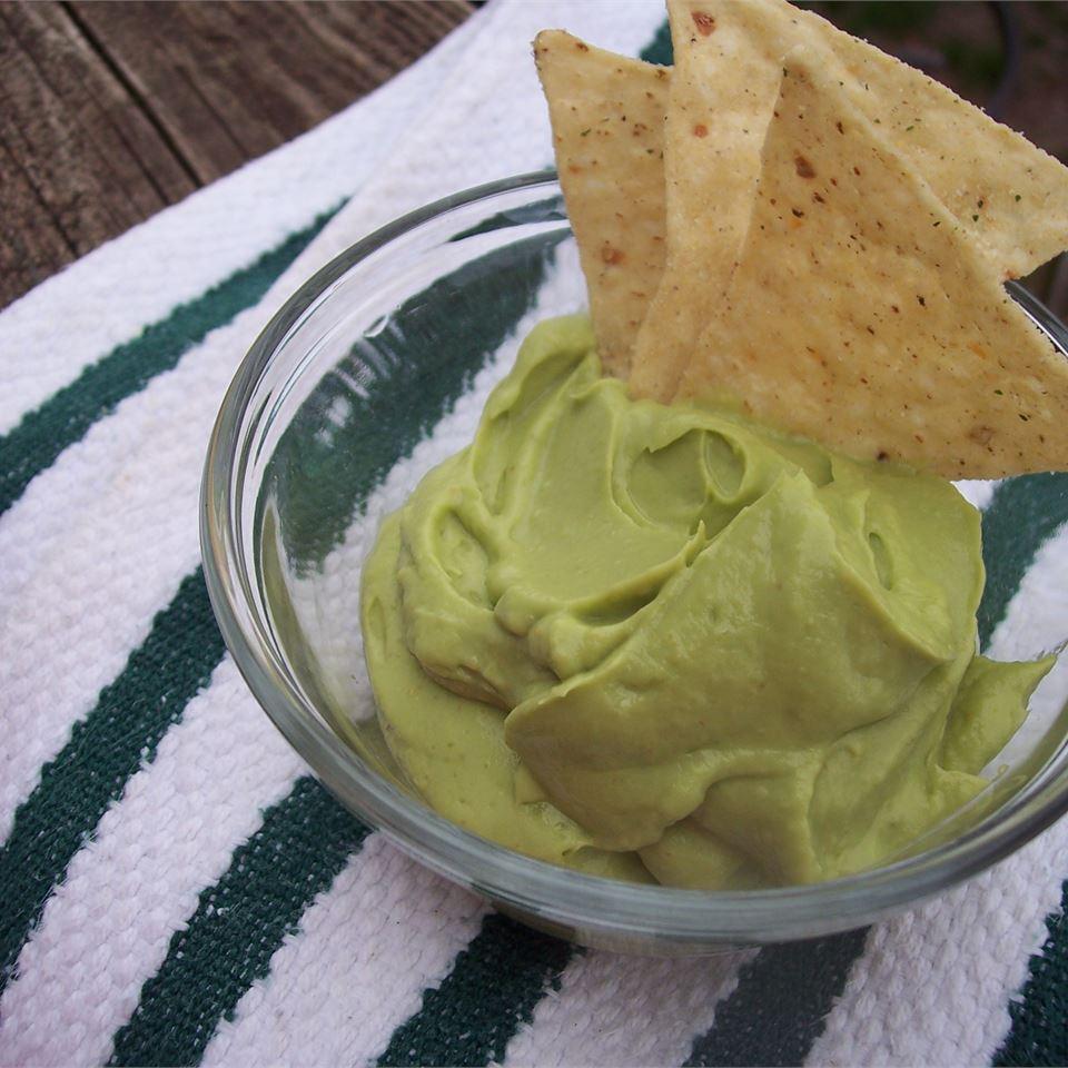 Easiest, Amazing Guacamole pomplemousse