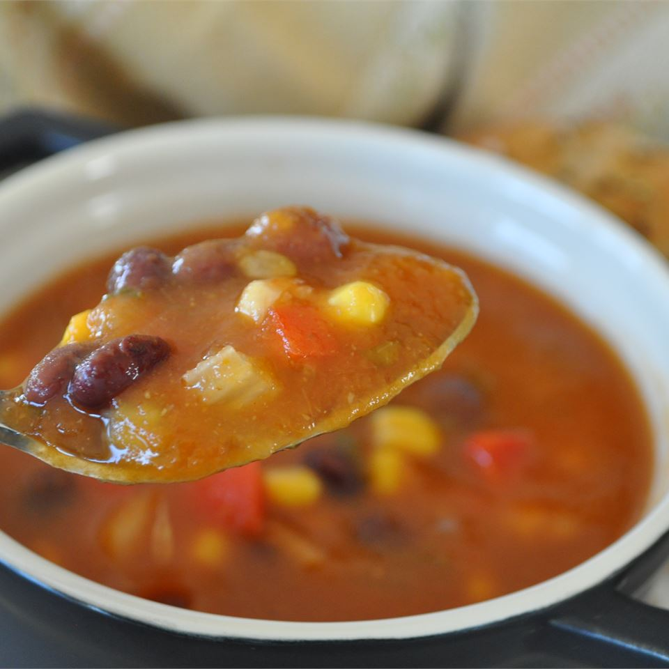 Pumpkin Bean Soup