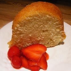 Five Flavor Pound Cake I