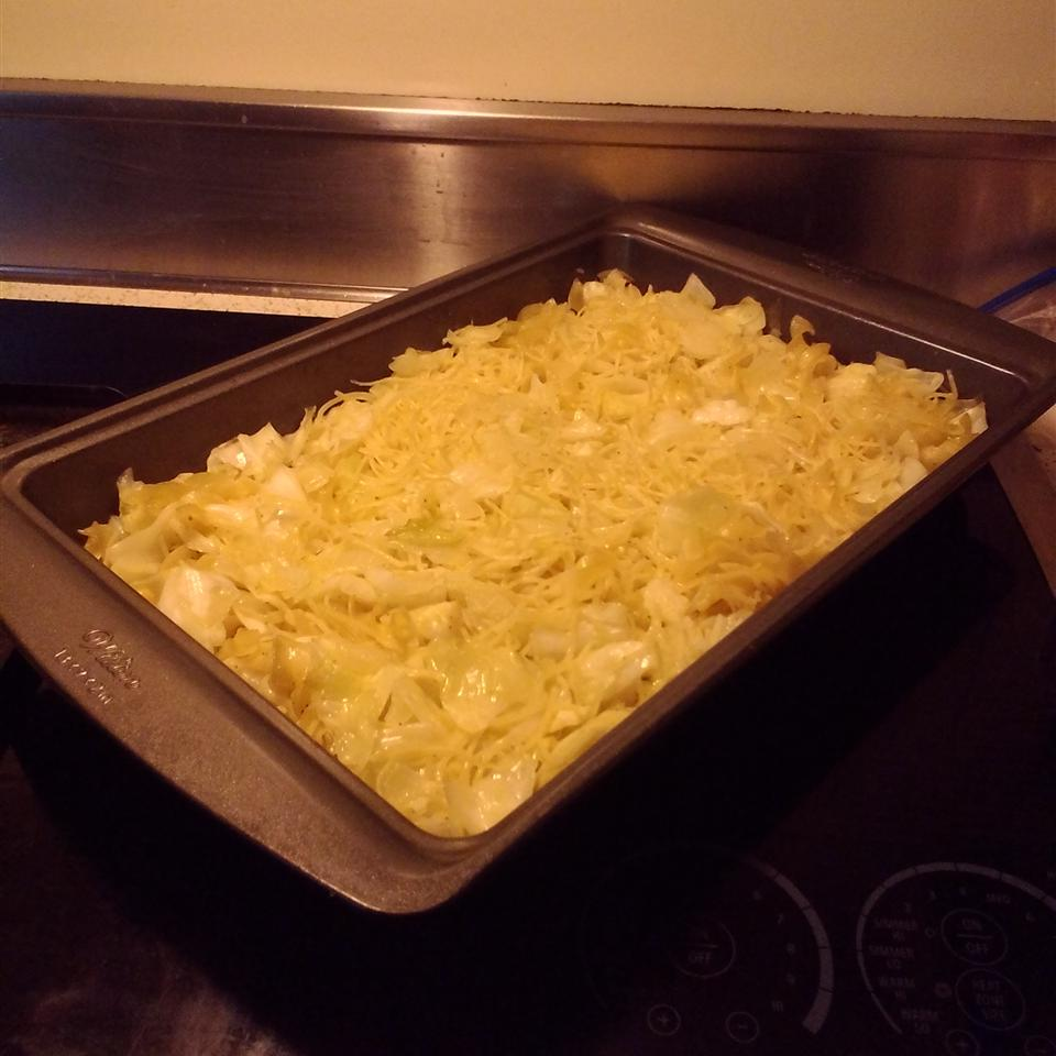 Haluski - Cabbage and Noodles Carsenle