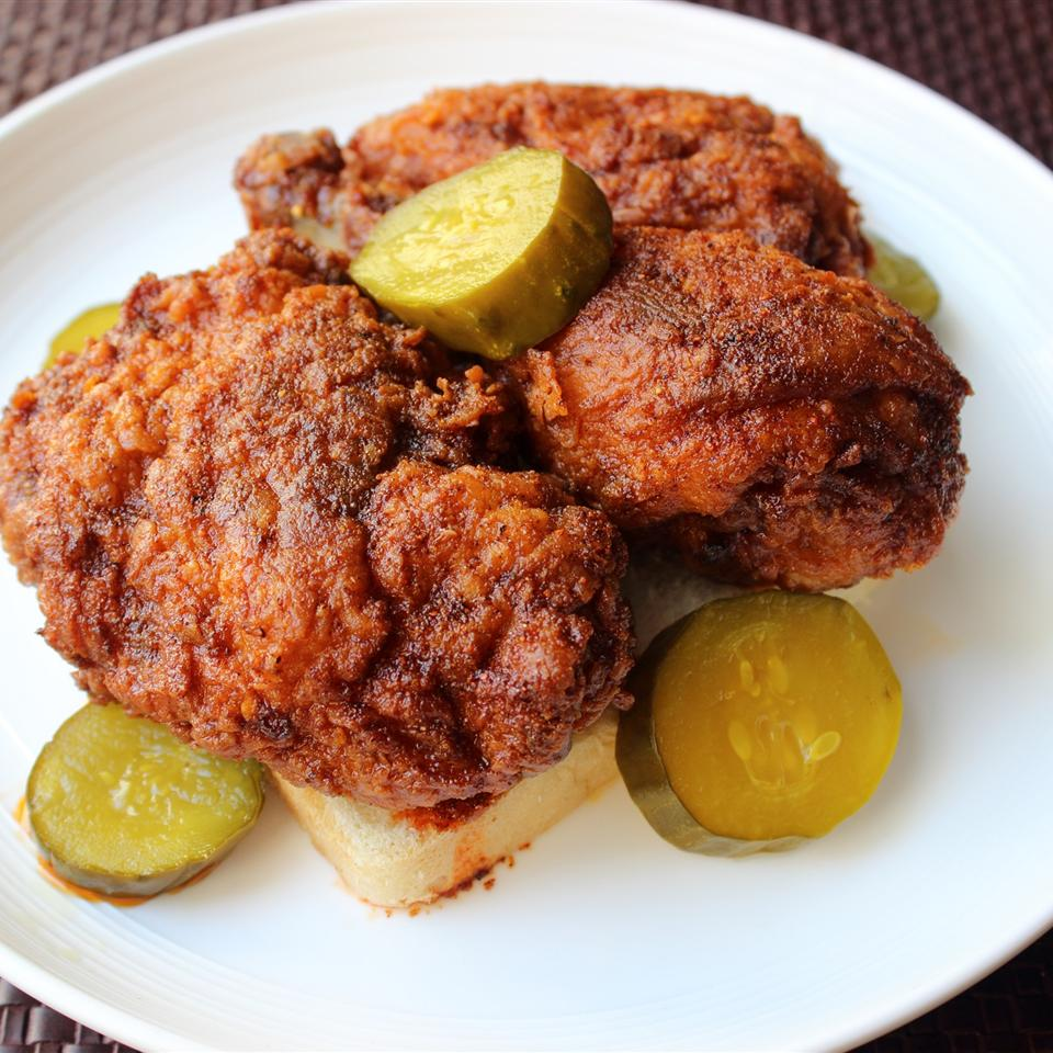 Chef John's Nashville Hot Chicken