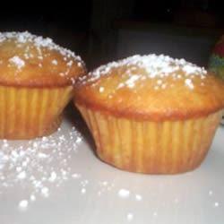 Lemon Yogurt Muffins Tanaquil