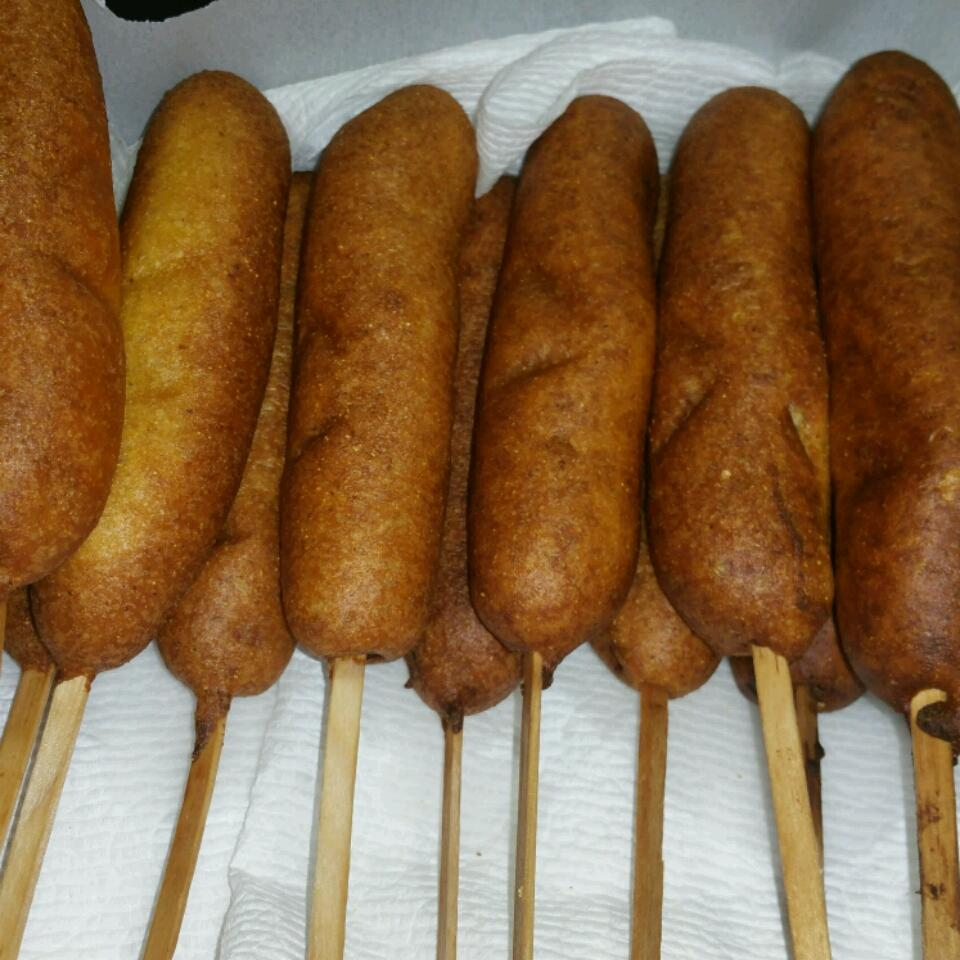 Dad's Homemade Corn Dogs