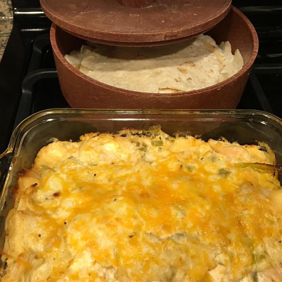 Chicken Enchilada Dip Smar10