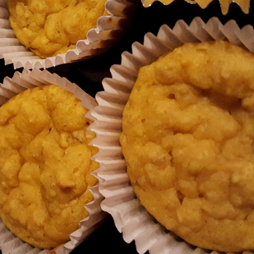 Savory Lower-Carb Butternut Squash Muffins
