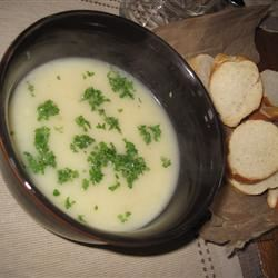 Potato Leek Soup I