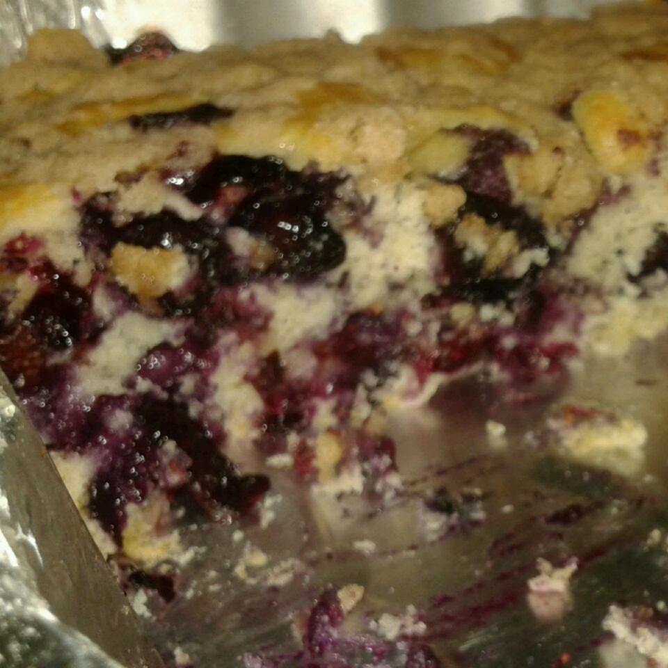 Best Blueberry Buckle Jasmin Rodriguez