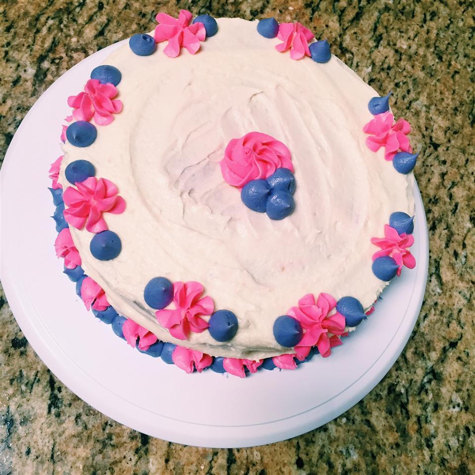 White Cake Frosting I