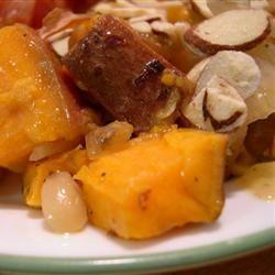 Roasted Sweet Potatoes & Onions