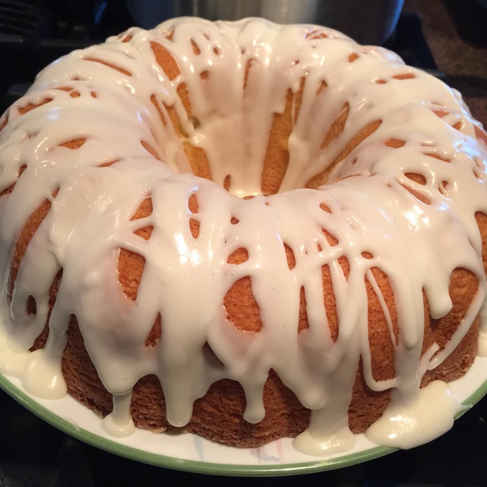 Fresh Lemon Bundt Cake Angel Helene Watson Atkins