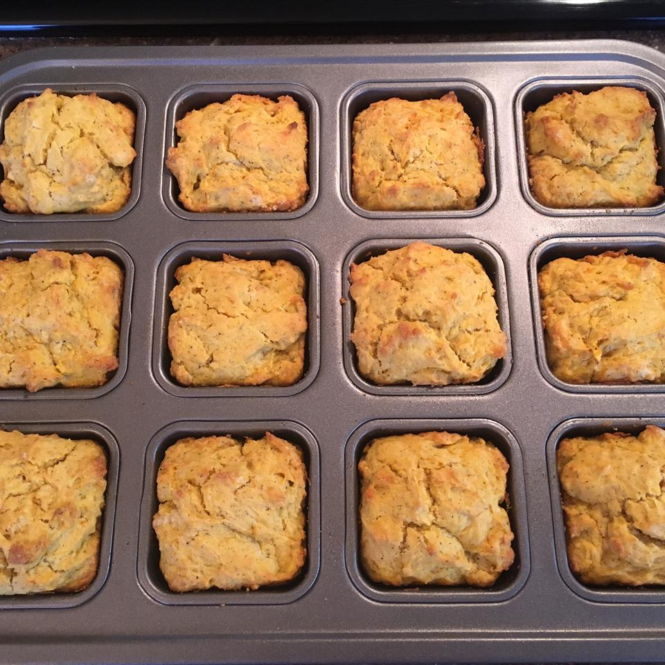Sweet Potato and Black Pepper Biscuits Jill