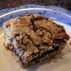 Marble Crumb Cake Sue Ann Harding