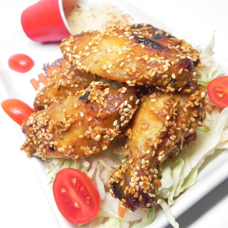 Sesame Wings