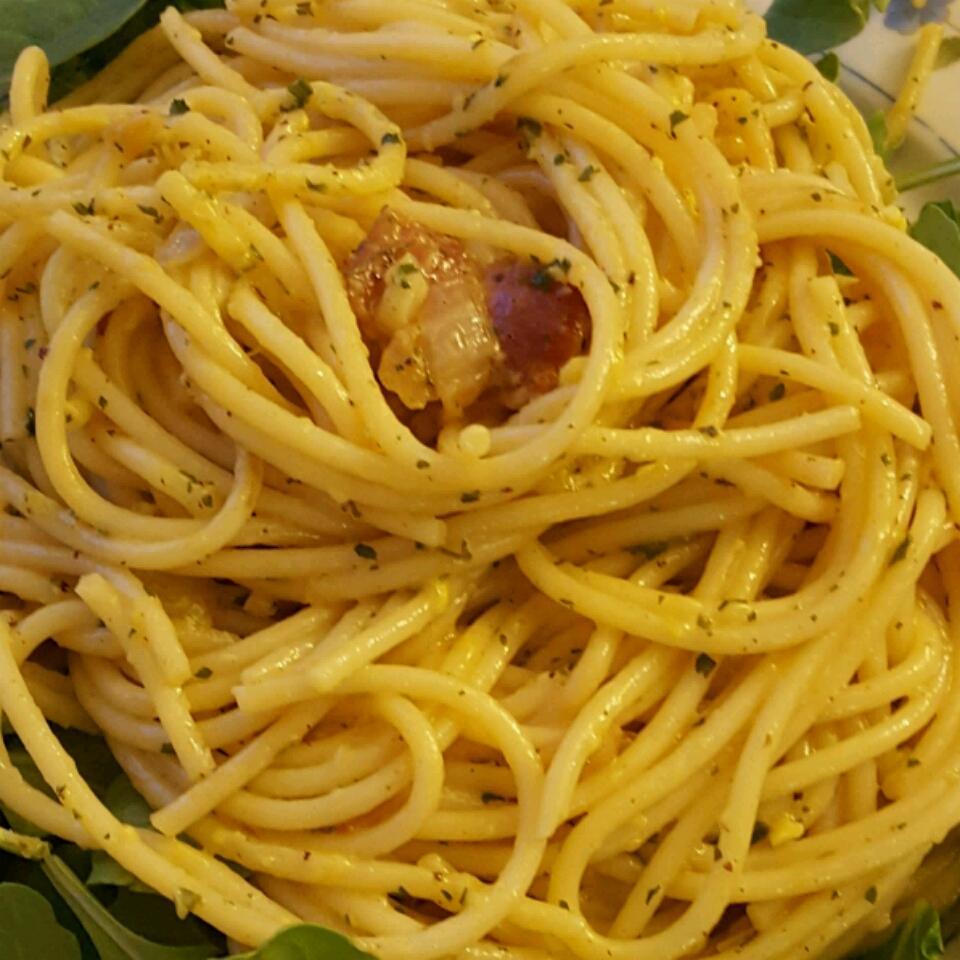 Spaghetti Carbonara II