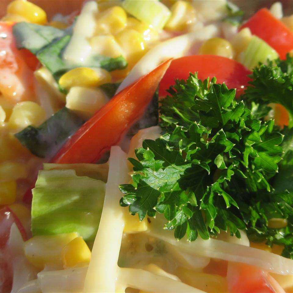 Refreshing Corn Salad Phoebe